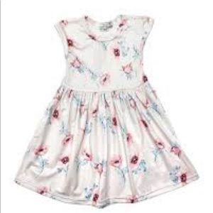 Other - NWT Baileys Blossoms Floral pleated dress